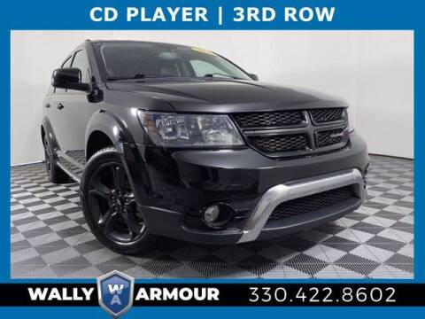 2018 Dodge Journey for sale at Wally Armour Chrysler Dodge Jeep Ram in Alliance OH