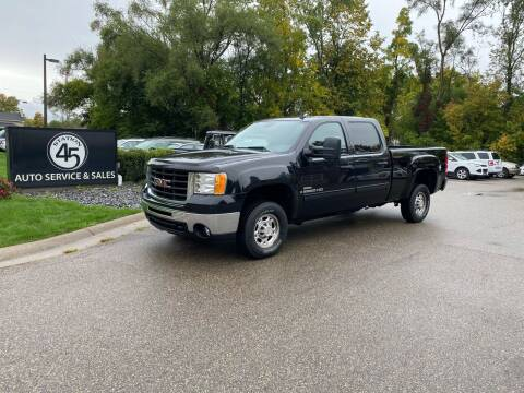 2007 GMC Sierra 2500HD for sale at Station 45 Auto Sales Inc in Allendale MI