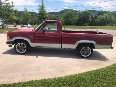1990 Ford Ranger for sale at HIGHWAY 12 MOTORSPORTS in Nashville TN