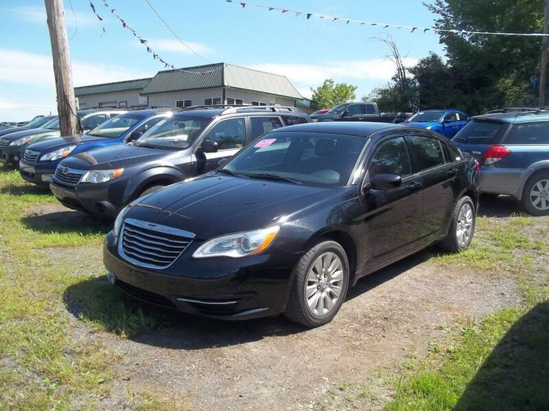 2014 Chrysler 200 for sale at Warner's Auto Body of Granville Inc in Granville NY