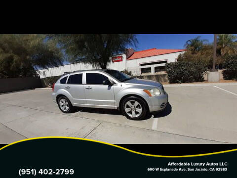 2010 Dodge Caliber for sale at Affordable Luxury Autos LLC in San Jacinto CA