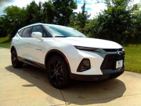 2021 Chevrolet Blazer for sale at MODERN AUTO CO in Washington MO
