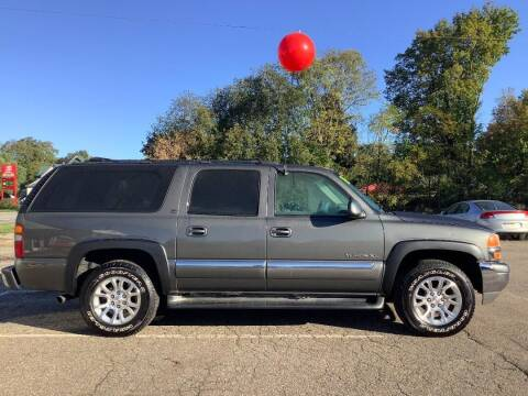 2002 GMC Yukon XL for sale at Mark's Sales and Service in Schoolcraft MI