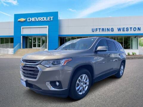 2018 Chevrolet Traverse for sale at Uftring Weston Pre-Owned Center in Peoria IL