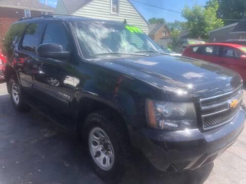 2008 Chevrolet Tahoe for sale at Trinity Motors in Lackawanna NY