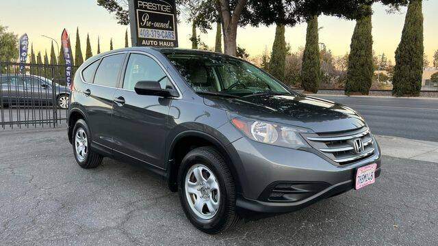 2014 Honda CR-V for sale at PRESTIGE PRE OWNED INC in Campbell CA