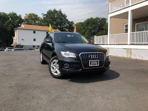 2013 Audi Q5 for sale at PRNDL Auto Group in Irvington NJ