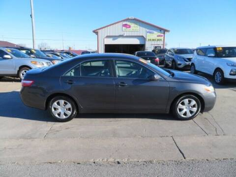 2009 Toyota Camry for sale at Jefferson St Motors in Waterloo IA