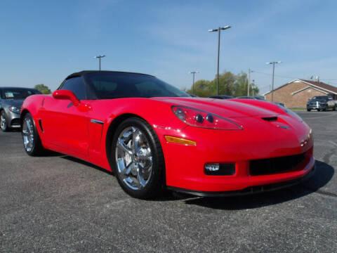 2013 Chevrolet Corvette for sale at TAPP MOTORS INC in Owensboro KY