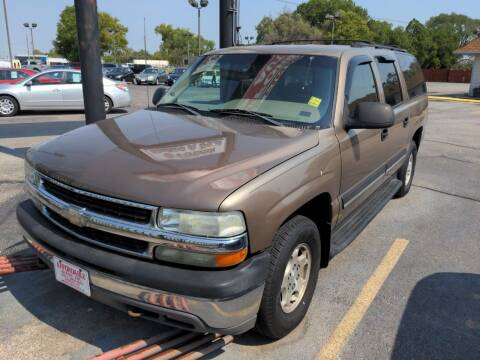 2004 Chevrolet Suburban for sale at Affordable Autos in Wichita KS