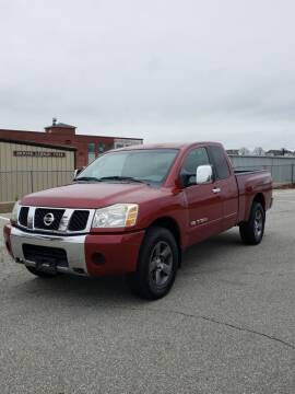 2005 Nissan Titan for sale at iDrive in New Bedford MA