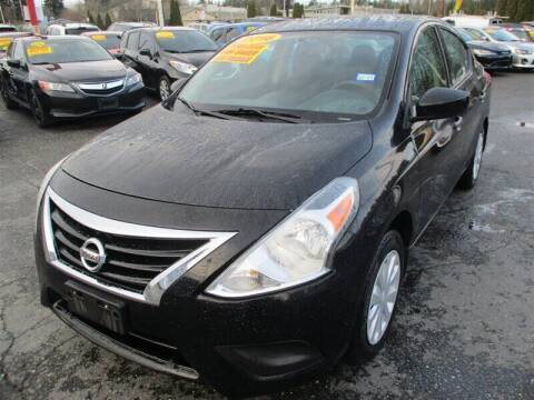 2016 Nissan Versa for sale at GMA Of Everett in Everett WA