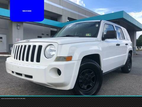 2009 Jeep Patriot for sale at TOWNE AUTO BROKERS in Virginia Beach VA