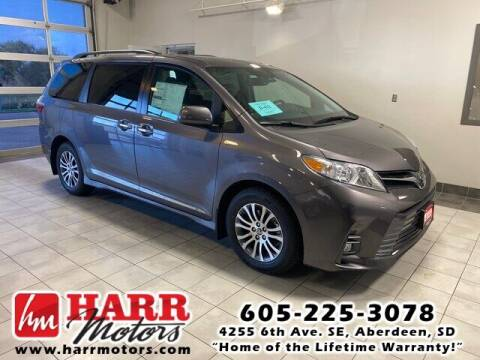 2020 Toyota Sienna for sale at Harr's Redfield Ford in Redfield SD