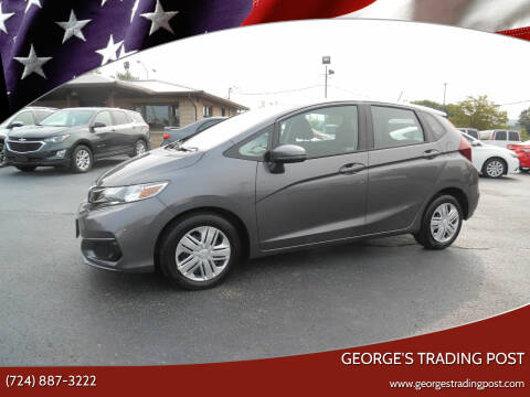 2019 Honda Fit for sale at GEORGE'S TRADING POST in Scottdale PA