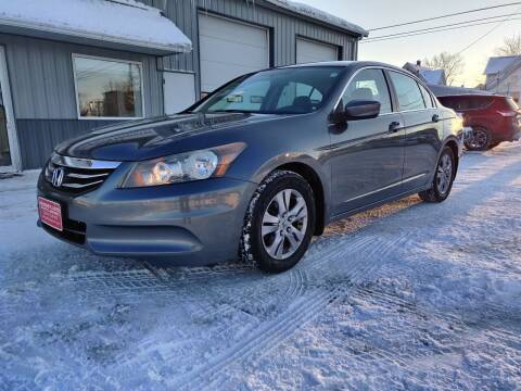 2012 Honda Accord for sale at Habhab's Auto Sports & Imports in Cedar Rapids IA