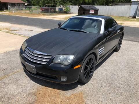 2004 Chrysler Crossfire for sale at John 3:16 Motors in San Antonio TX