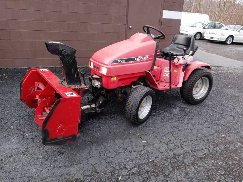 1993 HONDA TRACTOR H5518 for sale at John Lombardo Enterprises Inc in Rochester NY