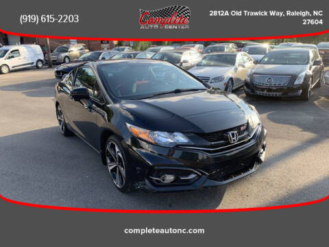 2014 Honda Civic for sale at Complete Auto Center , Inc in Raleigh NC