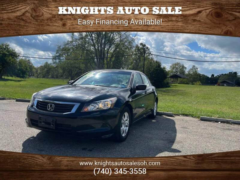 2009 Honda Accord for sale at Knights Auto Sale in Newark OH