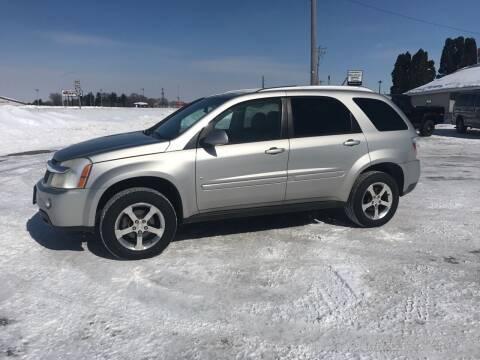 2008 Chevrolet Equinox for sale at BLAESER AUTO LLC in Chippewa Falls WI