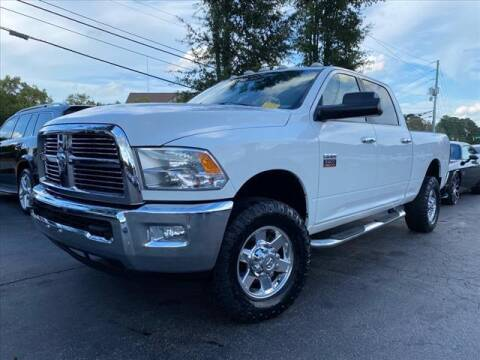 2012 RAM Ram Pickup 2500 for sale at iDeal Auto in Raleigh NC
