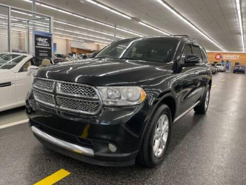 2012 Dodge Durango for sale at Dixie Motors in Fairfield OH