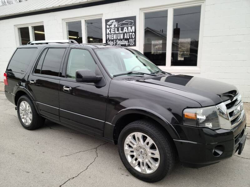 2012 Ford Expedition for sale at Kellam Premium Auto Sales & Detailing LLC in Loudon TN