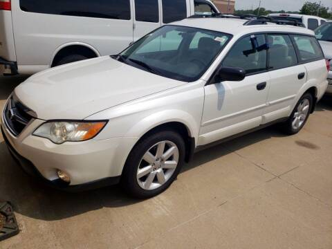 2008 Subaru Outback for sale at Sarpy County Motors in Springfield NE