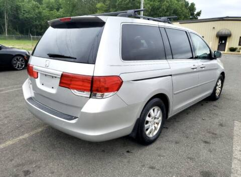 2009 Honda Odyssey for sale at Weaver Motorsports Inc in Cary NC