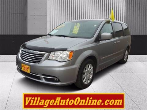 2014 Chrysler Town and Country for sale at Village Auto in Green Bay WI