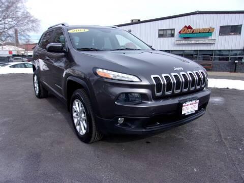 2014 Jeep Cherokee for sale at Dorman's Auto Center inc. in Pawtucket RI