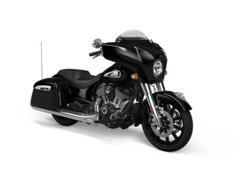 2021 Indian Motorcycle® Chieftain® Thunder Black for sale at Head Motor Company - Head Indian Motorcycle in Columbia MO