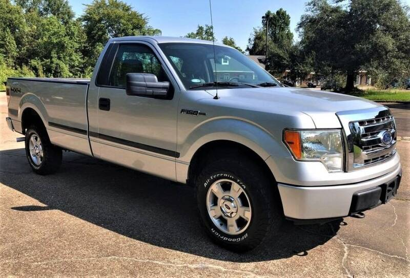 2010 Ford F-150 for sale at Prime Autos in Vidor TX