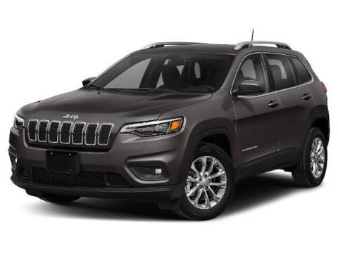 2020 Jeep Cherokee for sale at Griffeth Mitsubishi - Pre-owned in Caribou ME