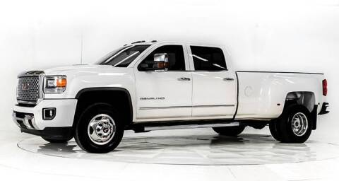 2015 GMC Sierra 3500HD for sale at Houston Auto Credit in Houston TX