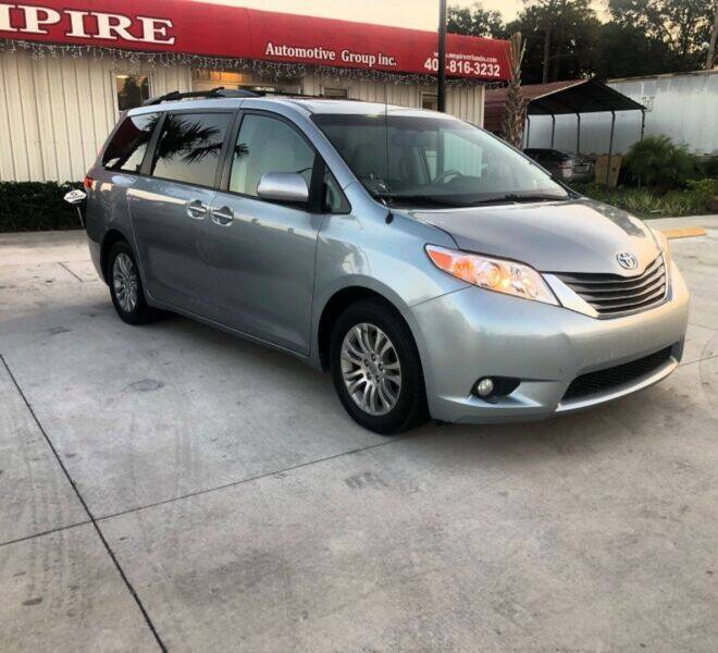 2014 Toyota Sienna for sale at Empire Automotive Group Inc. in Orlando FL