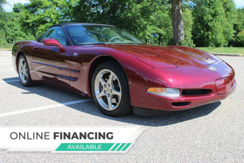 2003 Chevrolet Corvette for sale at K & L Auto Sales in Saint Paul MN