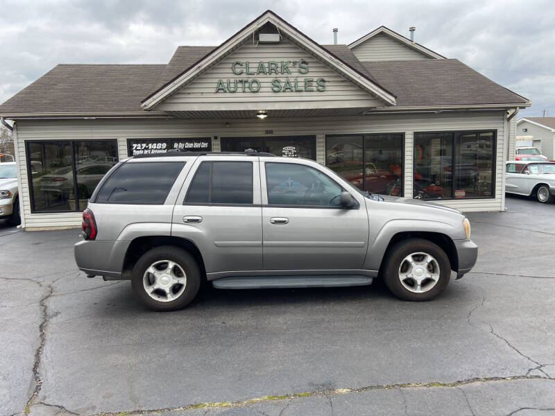 2006 Chevrolet TrailBlazer for sale at Clarks Auto Sales in Middletown OH