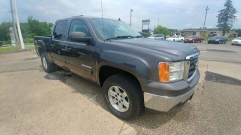 2010 GMC Sierra 1500 for sale at AutoBoss PRE-OWNED SALES in Saint Clairsville OH