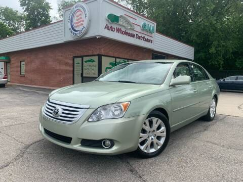 2009 Toyota Avalon for sale at GMA Automotive Wholesale in Toledo OH