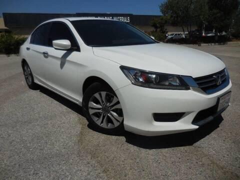 2014 Honda Accord for sale at ARAX AUTO SALES in Tujunga CA