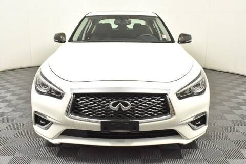 2019 Infiniti Q50 for sale at Southern Auto Solutions - Georgia Car Finder - Southern Auto Solutions-Jim Ellis Hyundai in Marietta GA
