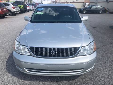 2001 Toyota Avalon for sale at MR Auto Sales Inc. in Eastlake OH