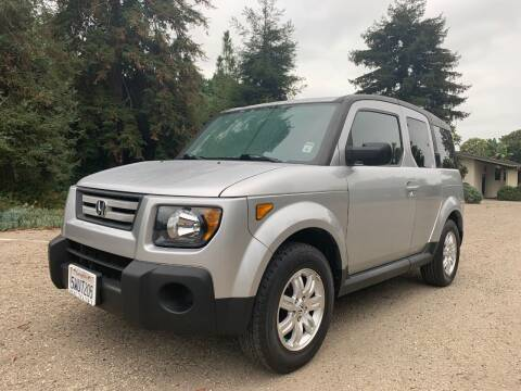 2007 Honda Element for sale at Santa Barbara Auto Connection in Goleta CA