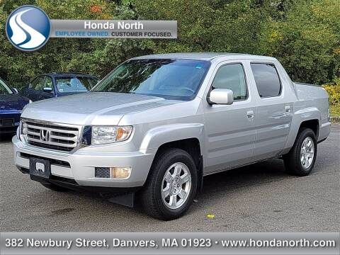 2012 Honda Ridgeline for sale at 1 North Preowned in Danvers MA