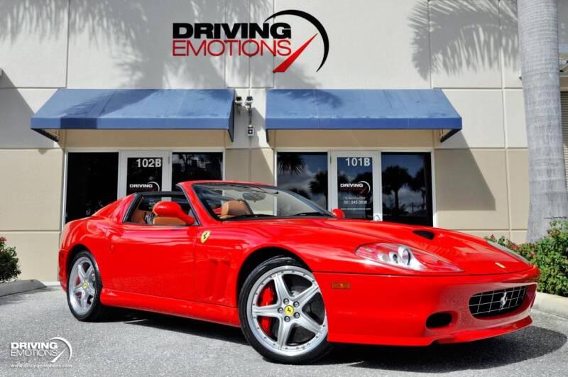 2005 Ferrari Superamerica for sale in Lake Park, FL