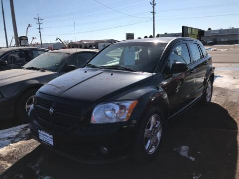 2009 Dodge Caliber for sale at BARNES AUTO SALES in Mandan ND