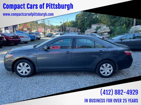 2008 Toyota Camry for sale at Compact Cars of Pittsburgh in Pittsburgh PA