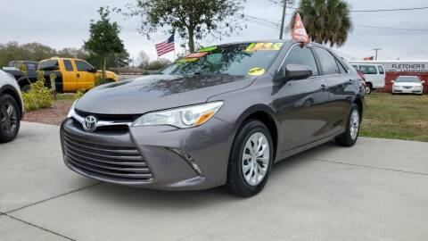 2016 Toyota Camry for sale at GP Auto Connection Group in Haines City FL